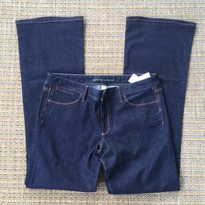 NWT Banana Republic Boot Cut Jeans Size 31